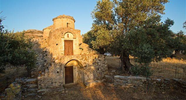 Άγιοι Απόστολοι (10ος - 11ος αιώνας)