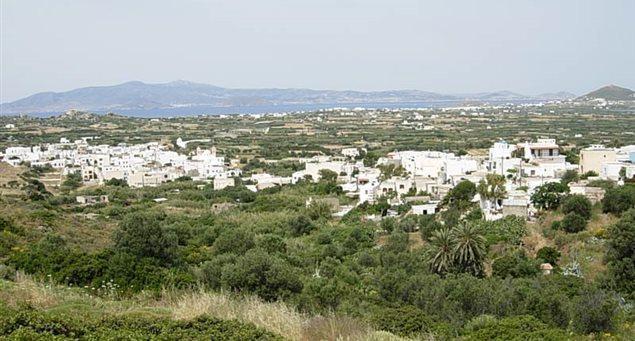 Agios Arsenios (Agersani) Village