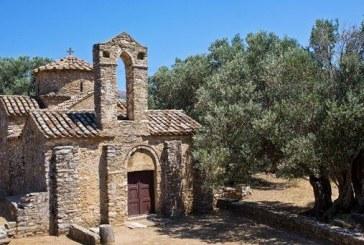 Άγιος Γεώργιος Διασορίτης (10ος – 11ος αιώνας)