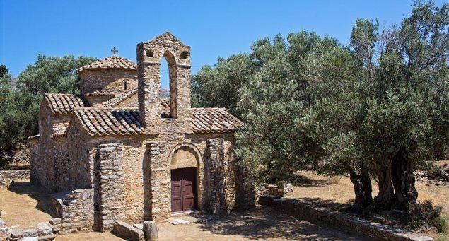 Άγιος Γεώργιος Διασορίτης (10ος - 11ος αιώνας)