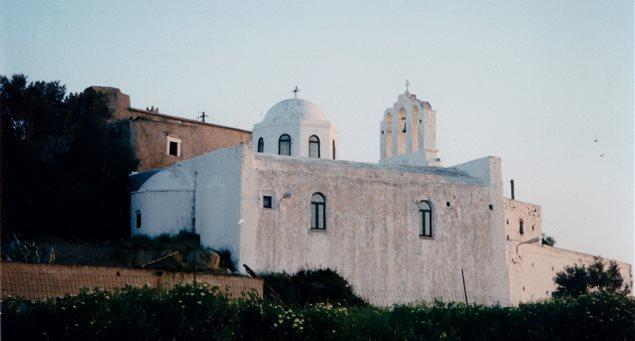 Άγιος Νικόλαος (Αγερσανί)