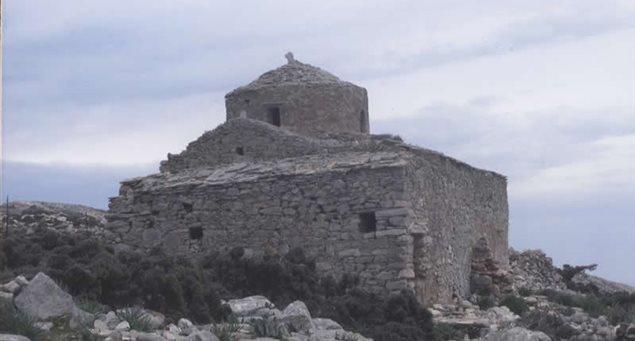 Agia Kyriaki (9th Century) (Kalloni)