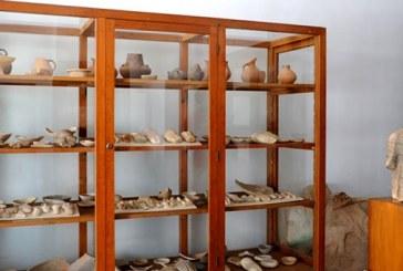 Μικρό Αρχαιολογικό Μουσείο Απειράνθου