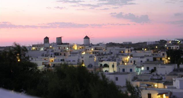 Vivlos (Tripodes) Village
