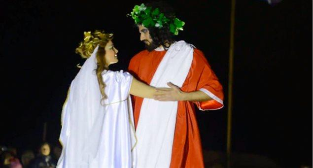 Dionysus and Ariadne