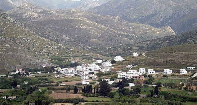 Eggares Village