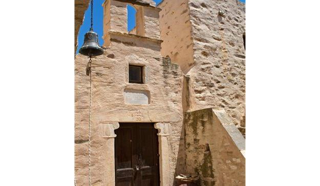 Μονή Αγίου Ελευθερίου (Σαγκρί)