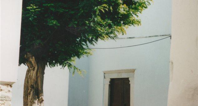 Μονή Καπουκίνων και Άγιος Αντώνιος της Πάντοβα
