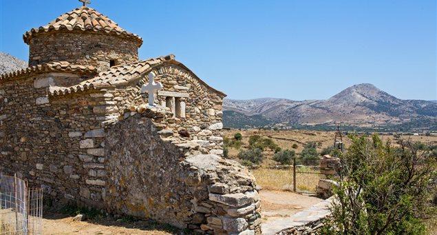 Ναός Αγίου Νικολάου Σαγκρίου (11ος αιώνας)