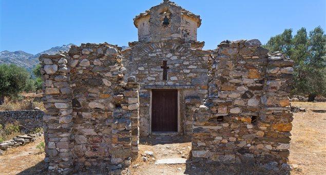 Παναγία Δαμνιώτισσα (9ος – 10ος αιώνας)