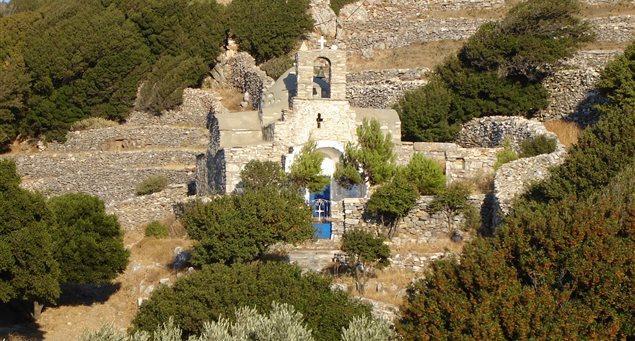 Παναγία Κερά (9ος αιώνας)
