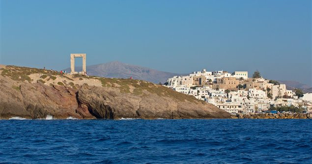Chora (Naxos town)
