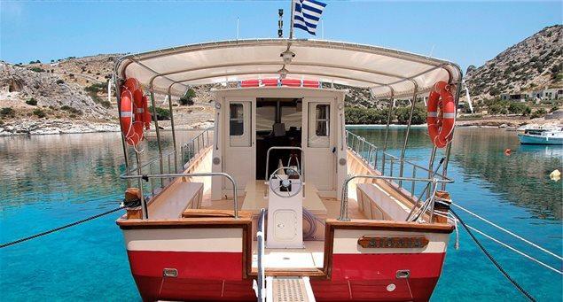 All Aboard: Schinoussa's Aeolia