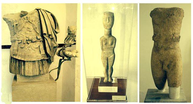 A Morning at the Archaeological Museum of Naxos