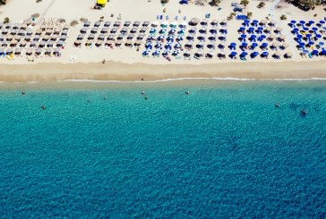 Οι Παραλίες με Γαλάζια Σημαία στη Νάξο