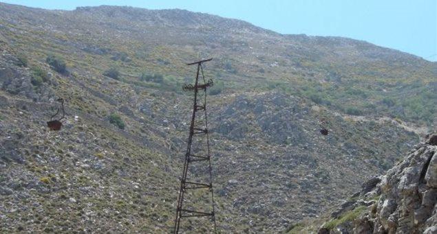 Trail 10: Koronos - Lionas