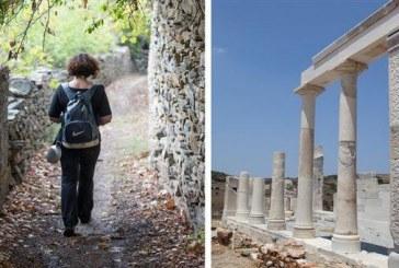Διαδρομή 7: Τσικαλαριό – Γύρουλας (ναός Δήμητρας και Κόρης)