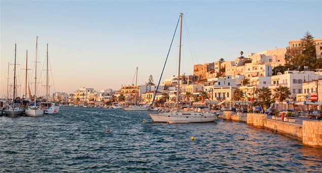 Naxos: A World to Experience