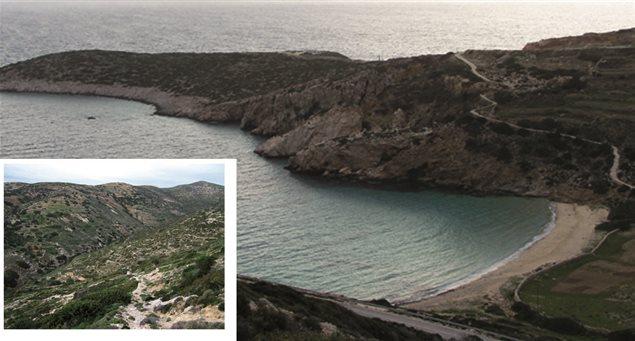 Trail #2 Kedros - Messaria