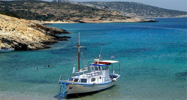 All Aboard!: Donoussa's Μagissa