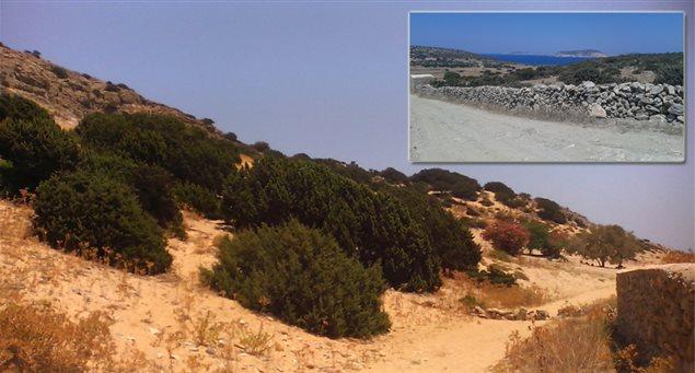 Μεσαριά – Κάμπος – Ψιλή Άμμος