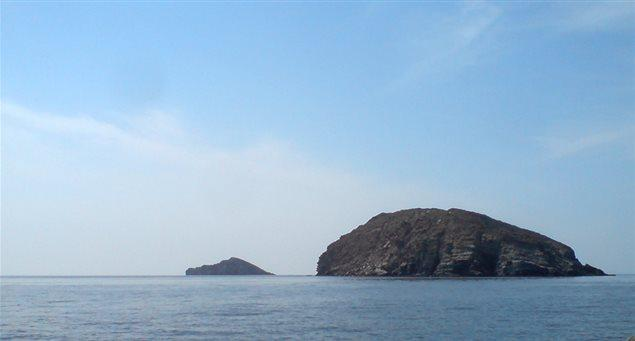 The Myth of Odysseas, Polyphemus and the Islets of Avela