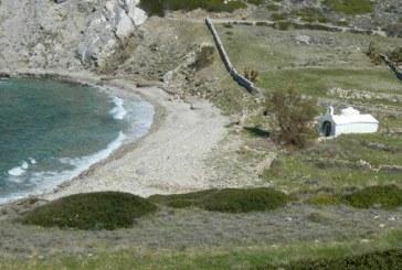 Παραλία Άγιοι Θεόδωροι Νάξος