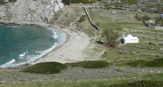 Agii Theodori Beach
