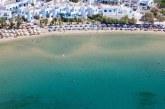 Ο Άγιος Γεώργιος Νάξου η καλύτερη οικογενειακή παραλία της Ευρώπης σύμφωνα με τον Guardian