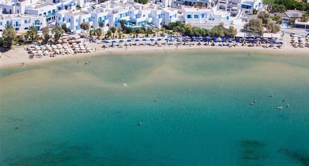 Agios Georgios Beach: The best family friendly beach in Europe according to Guardian