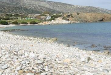 Παραλία Αζαλάς Νάξος