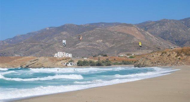 Παραλία Αμμίτης Νάξος