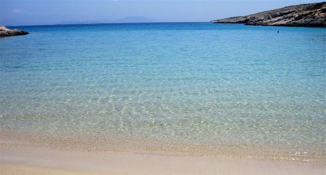Παραλία Αυλάκι του Παπά Σχοινούσα