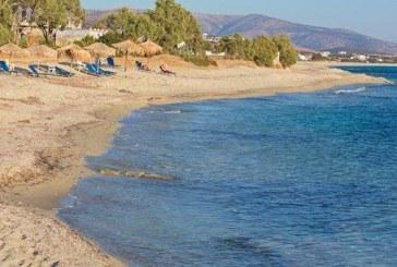 Παραλία Καστράκι Νάξος
