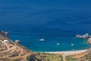 Παραλία Μέλινος Νάξος
