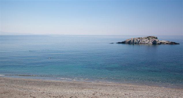 Παραλία Μικρά Νάξος