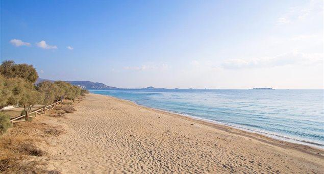 Another distinction for the beaches of Naxos