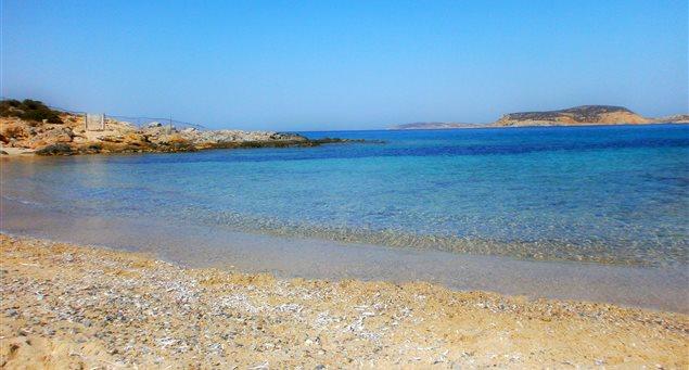 Παραλία Φύκιο Σχοινούσα