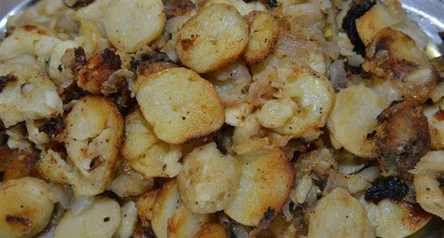 Πατάτες Πενταράτες
