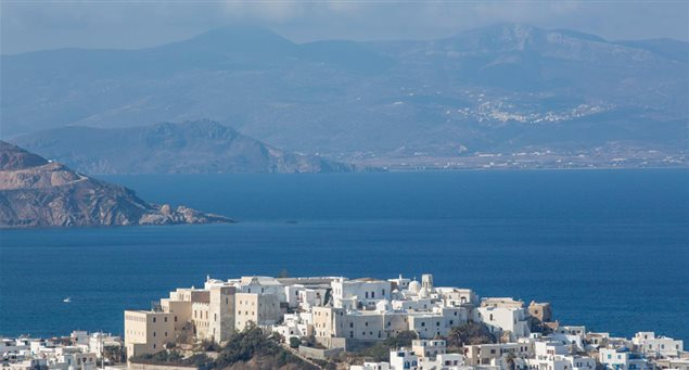 Island Hopping Around Naxos
