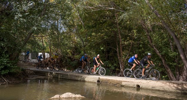 Mountain Biking Naxos: An Intro