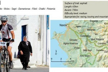 Route 2: Tragea and the Rocky Arid Zone of Apano Kastro