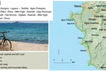 Route 6: Bike to the Beaches!