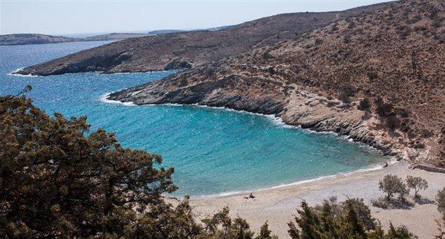 Schinoussa's Top 7… Beaches Not to Miss
