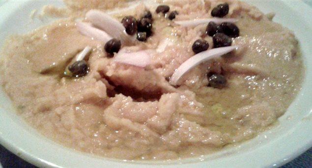 Fava (split peas)