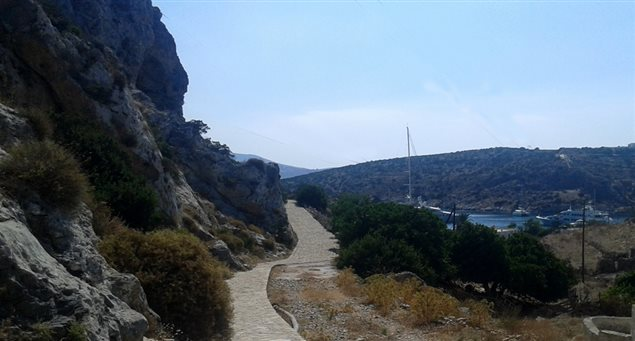 Chora - Port