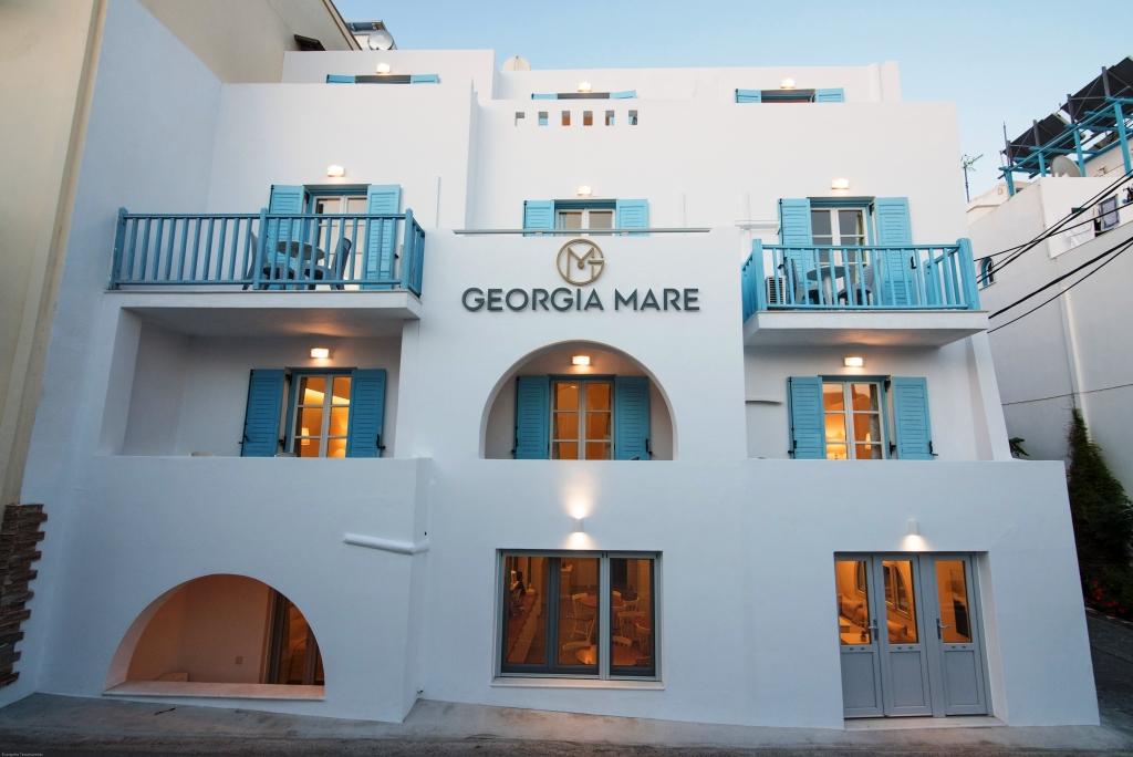 GEORGIA MARE
