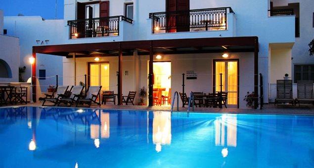 Iliovasilema Hotel