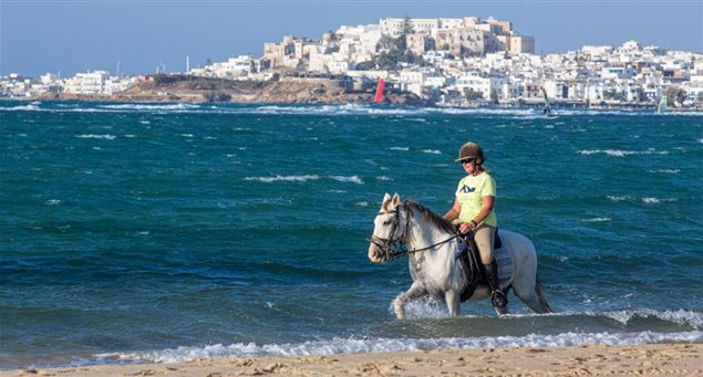 Naxos Horse Riding Club