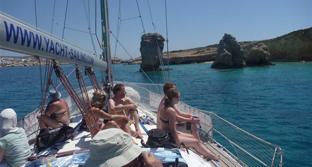 Sailing Annabella